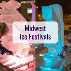 Warm Up to Winter at Midwest Ice Festivals