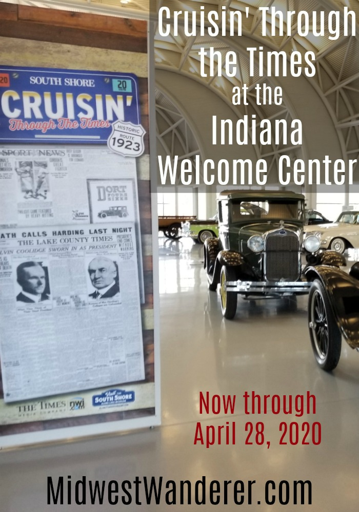 Cruisin' through the Times - Indiana Welcome Center